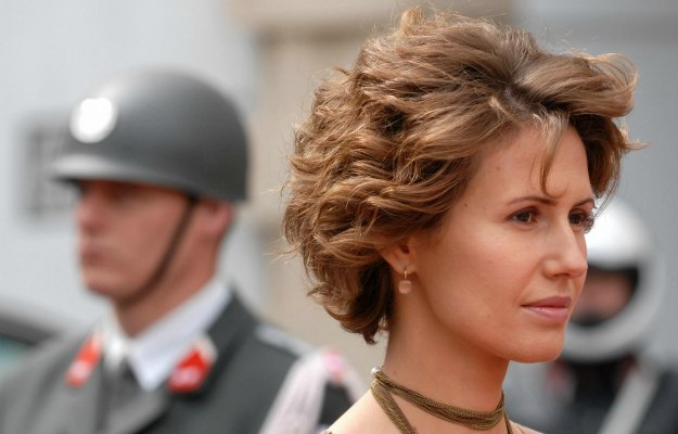 Money From Asma as-Assad - scam_asma