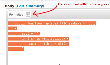 CKEditor with Syntax Highlight for Drupal 7 10 | The