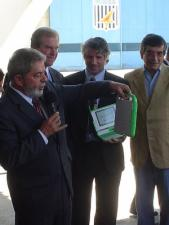 Lula played some part in the early stabilisation of OLPC (CC: flickr.com/photos/felitti)