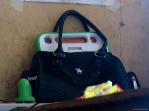 Technology Transfer in a handbag